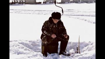 На что ловить окуня в марте Как ловить окуня по последнему льду