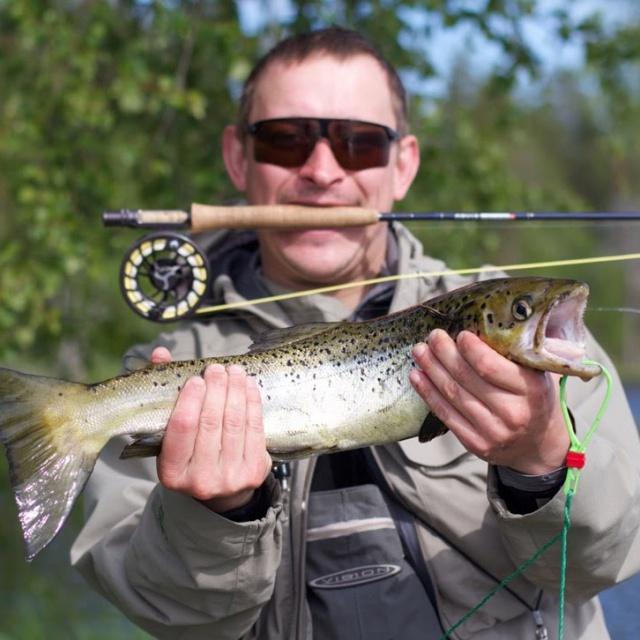 Рыбная ловля в Карелии