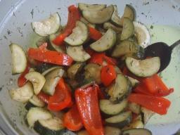 Салат из цукини | Рецепт Маринкины Творинки
