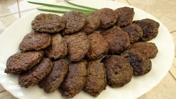 Уютный Уголок Нежнейшие котлеты из говяжьей печени или оладьи из печени