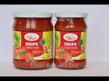 Чем отличается томатное пюре от томатной пасты от Лазерсона
