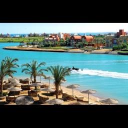 Достопримечательности Египта: Эль Гуна египетская Венеция: Жемчужина Красного моря