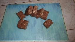 Ольга Уголок -  Сладкая колбаска из печенья.Вкуснейший домашний десерт.