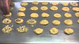 Печенье с лесными орехами - Рецепт Бабушки Эммы