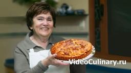 Пирог Mедовый с маком - Рецепт Бабушки Эммы