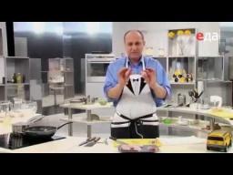 Тушеные с зеленью куриные бедра рецепт от шеф-повара / Илья Лазерсон / азербайджанская кухня