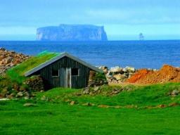 Исландия. Страна ледников и вулканов.