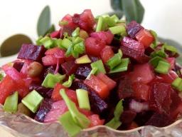 Ольга Матвей  -  Как Приготовить Вкусный Винегрет | Vinaigrette, Beetroot Salad