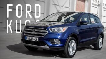 Ford kuga 2017 | Большой тест драйв