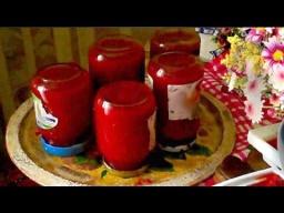 Светлана Чернова -  Томат домашнего приготовления