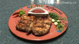 Цыплёнок табака - Рецепт Бабушки Эммы