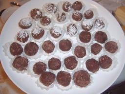 Шоколадные конфеты | Рецепт Маринкины Творинки
