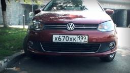 Анонс: Большой тест-драйв (видеоверсия) Volkswagen Polo седан