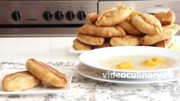 Пирожки с капустой на сметанном тесте  - Рецепт Бабушки Эммы