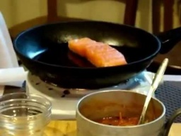 Жареная рыба по-скандинавски рецепт от шеф-повара / Илья Лазерсон