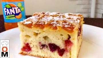 Пирог на ФАНТЕ Очень Высокий а Какой Вкусный | Рецепт Ольги Матвей