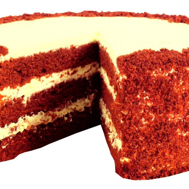 """Торт """"Красный бархат"""" - Рецепт торта в домашних условиях"""