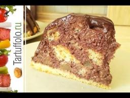 Алена Митрофанова -  Домашний Торт Панчо с легким шоколадным кремом
