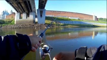 Рыбалка в городе - Уйти бы от нуля №2