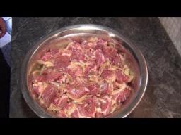 Маринуем Шашлык из свинины рецепт видео