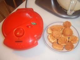 Бисквитные кексы | Рецепт Маринкины Творинки