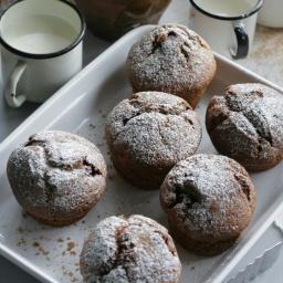 Юлия Высоцкая — Легкий рецепт кексов с вишней