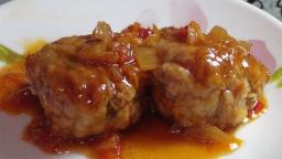 Как приготовить  вкуснейшие тефтели в греческом стиле | Рецепт Светланы Черновой