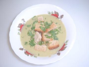 Картофельный суп с брокколи | Рецепт Маринкины Творинки