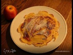 Юлия Высоцкая - Блины с яблоками