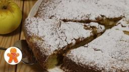Как испечь пирог (шарлотка) с яблоками в духовке пошаговый|Рецепт Ирины Хлебниковой