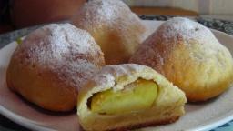 """Светлана Чернова -  Очень вкусное и нежное яблочное печенье """" Румяные щечки """"(Apple cookies """"  Rozy"""