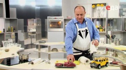 Способы определять готовность стейка мастер-класс  от шеф-повара / Илья Лазерсон