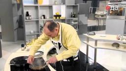Густой грибной соус из шампиньонов рецепт от шеф-повара / Илья Лазерсон / русская кухня
