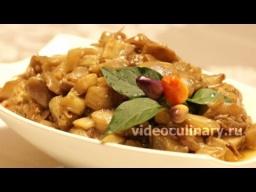 Закуска из баклажанов по-корейски - Рецепт Бабушки Эммы