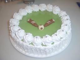 Торт на день рождения | Рецепт Маринкины Творинки