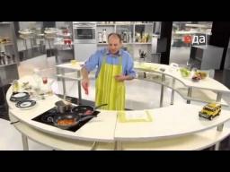 Как мариновать семгу для жарки мастер-класс от шеф-повара / Илья Лазерсон