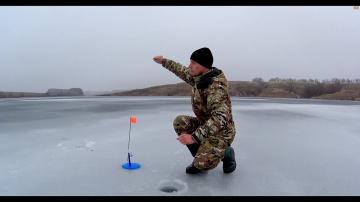 Зимняя рыбалка на жерлицы 2018\Оставил жерлицы без присмотра и вот что произошло