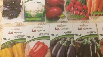 Урожайный огород ОБЗОР СОРТОВ ПЕРЦА,БАКЛАЖАНА,МОРКОВИ,СВЕКЛЫ,РЕДИСА!ПОКУПКА СЕМЯН НА 2017 ГОД!