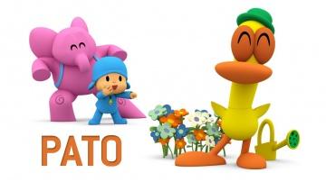Покойо на русском - Сборник мультиков про утенка Пато Мультфильмы для малышей