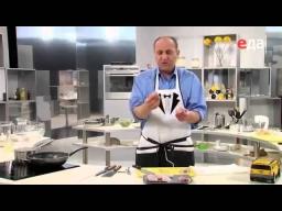 Курица тушеная в зеленом соусе рецепт от шеф-повара / Илья Лазерсон / азербайджанская кухня