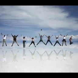 Солончак Уюни в Боливии: Увидев это ты захочешь туда