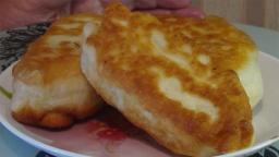 Жареные пирожки с капустой | Видео Рецепт Светланы Черновой