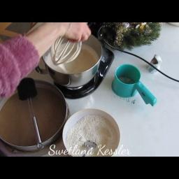 Рецепт ванильного бисквита от Светланы Кесслер