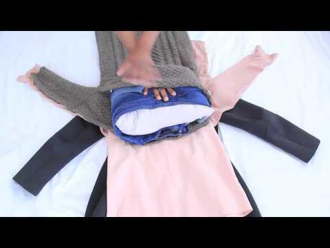 Советы путешественникам по упаковке одежды