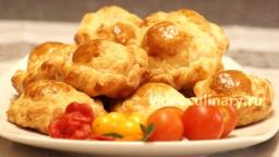 Пирожки с мясом - Рецепт Бабушки Эммы