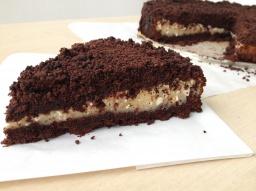 Рецепт Ольги Матвей - Шоколадно Творожный Торт