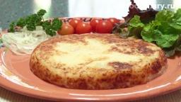 Картофель по-бернски - Рецепт Бабушки Эммы