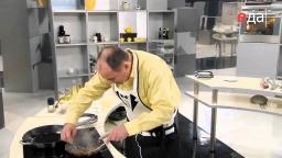 Нежный сливочный грибной соус рецепт от шеф-повара / Илья Лазерсон / русская кухня