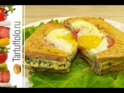 Алена Митрофанова -  Быстрые пироги Горячие бутерброды в духовке