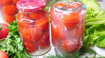 Калнина Наталья Невозможно Вкусные помидоры на Зиму. Покоряют с первого укуса!
